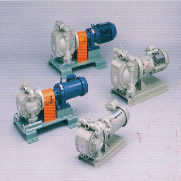 Electric Driven Diaphragm Pump ETD2 Series